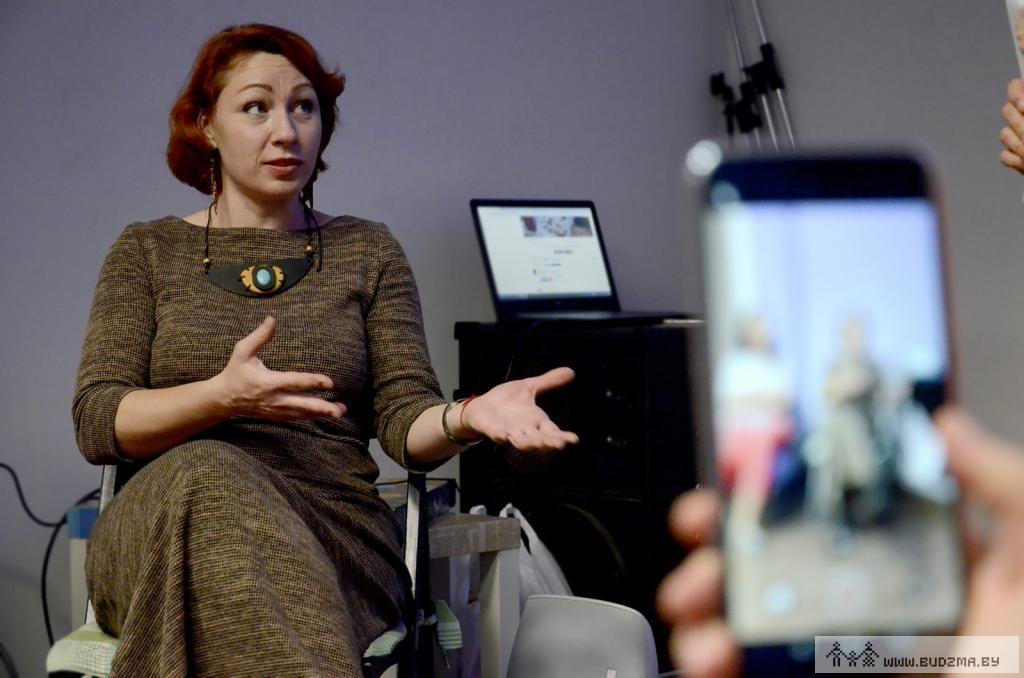 Ала Смалякова - старшыня абласнога аб'яднання рамеснікаў