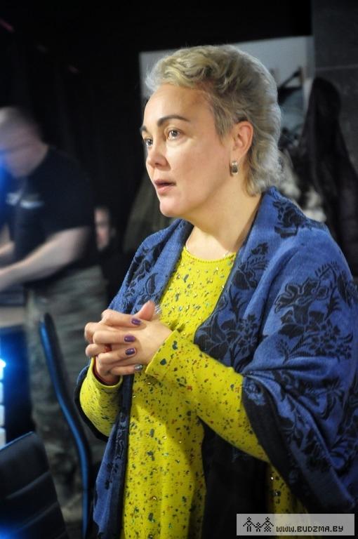 Аксана Бярнацкая