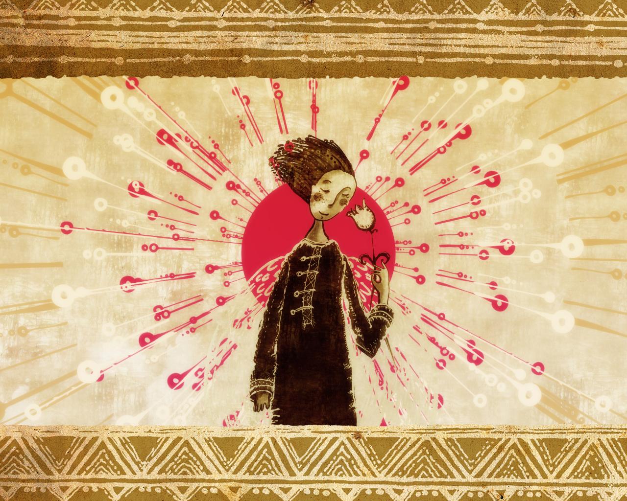 """Скрыншот з анімацыйнага фільма """"Будзьма беларусамі!"""", 2011 год"""