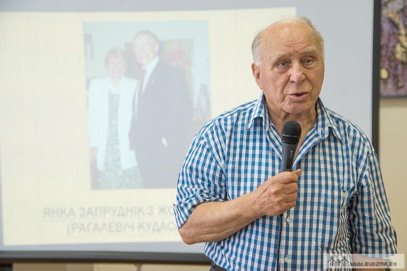 Радзім Гарэцкі. Фота Яўгена Ерчака