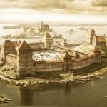 Літоўцы адновяць нашы замкі. Віртуальна
