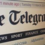 The Telegraph вучыць брытанцаў гаварыць па-беларуску