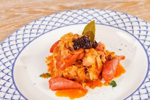 Беларуская кухня для прафесійных кухараў: Бігас