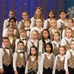 Мічыганскі дзіцячы хор заспяваў па-беларуску
