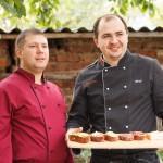 Міхаіл Грыгорчык і Павел Галянкоў