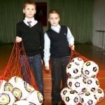 Адкрылася першая прыватная беларускамоўная школа футбола