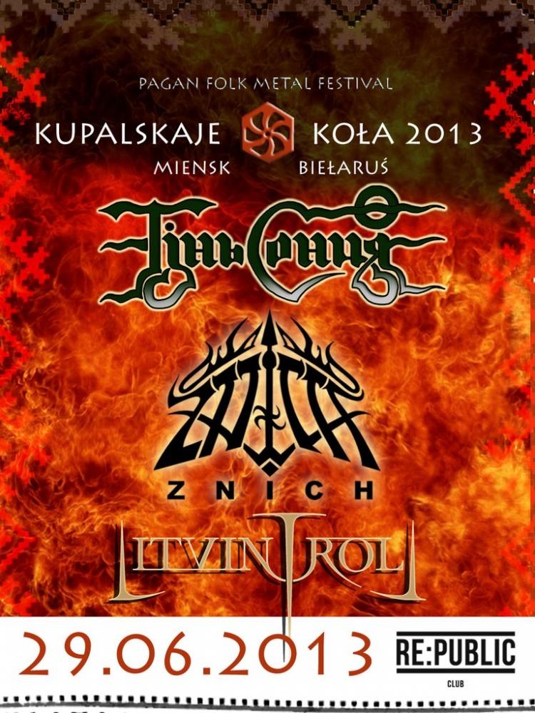 "5 рagan-folk metal фэстываль ""Купальскае кола"""
