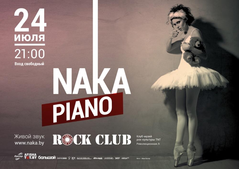 Naka - piano