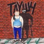 Малады і амбітны мінскі каля-панк-рок гурт Тлушч прэзентуе дэбютны альбом
