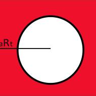 radius2r