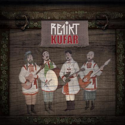 фолк-рок-гурт Re1ikt прэзентуе новы альбом «Kufar»