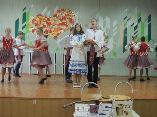 Хадановіч у Лагойску
