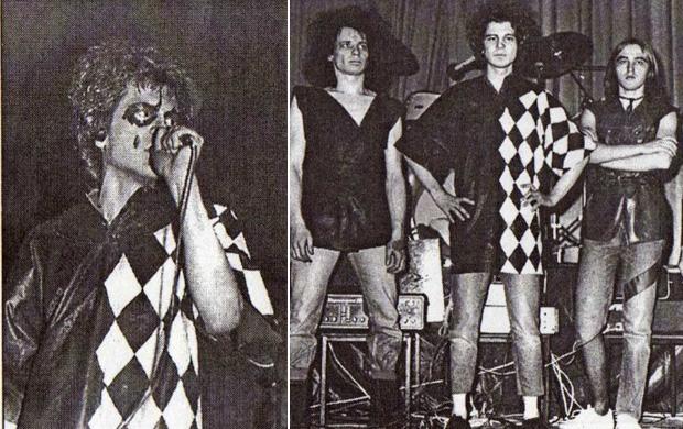 Гурт Мроя 1981 год