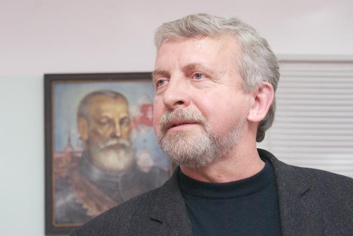 Alaksandar Milinkevich