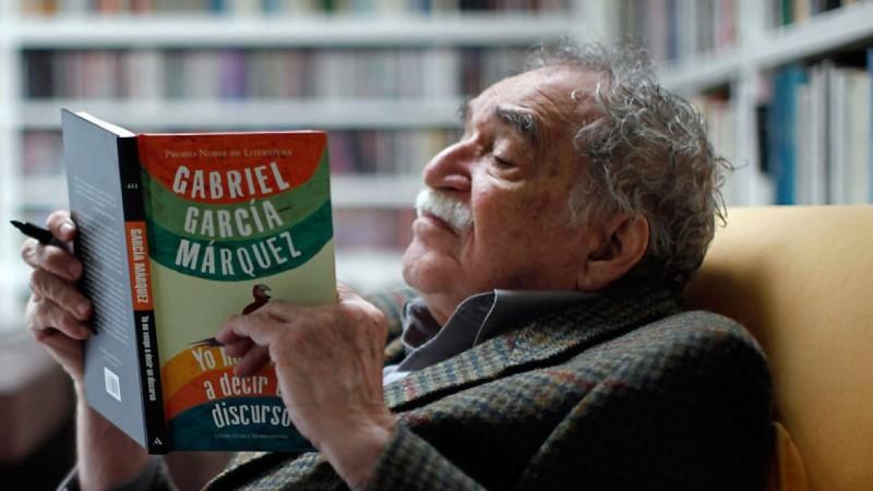 Gabriel García Márquez Габрыэль Гарсія Маркес