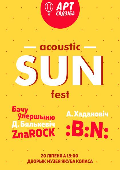acoustic sun fest 20 07