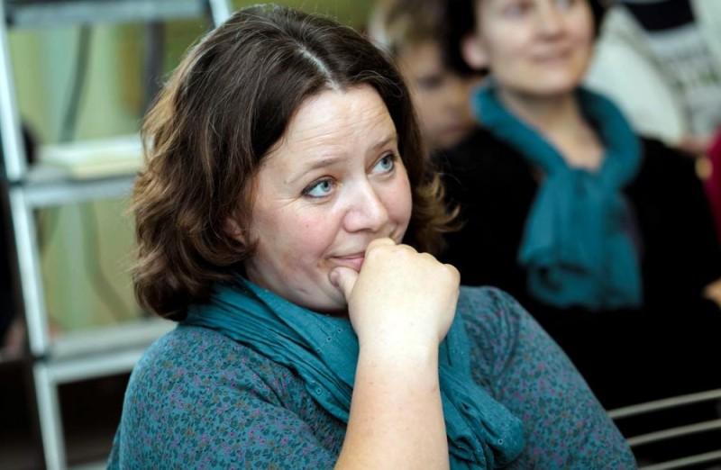 Анна Северинец. Фото: Алина Орлова