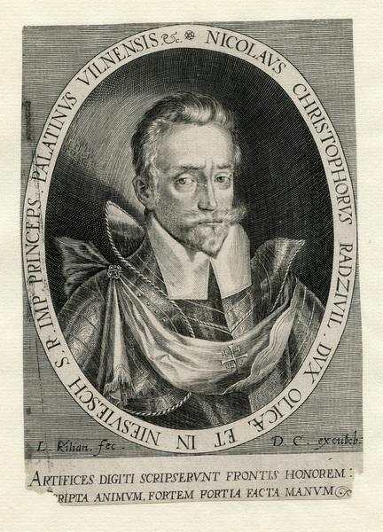 Мікалай Крыштаф Радзівіл Сіротка (1549 – 1616).