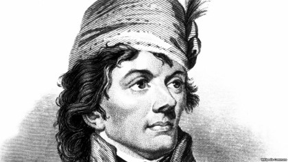 Thaddeus Kosciuszko.  Copy of engraving by H.B. Hall after Joseph Grassi.  (George Washington Bicentennial Commission) Exact Date Shot Unknown NARA FILE #:  148-GW-611 WAR & CONFLICT BOOK #:  60