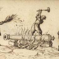 ''Спаленне'' гарматы