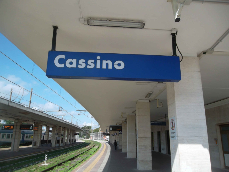 Станцыя Кассіна