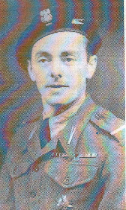 Мустафа Абрамовіч – жаўнер арміі Андэрса, 1946 г.