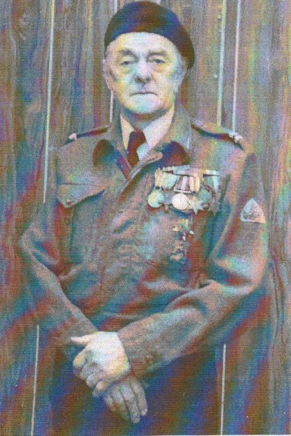 Мустафа Абрамовіч – ветэран польскіх узброеных сіл пад брытанскім камандаваннем