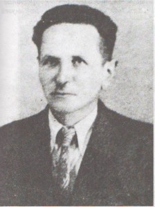 Язэп Шнаркевіч, здымак 1940-х гг.