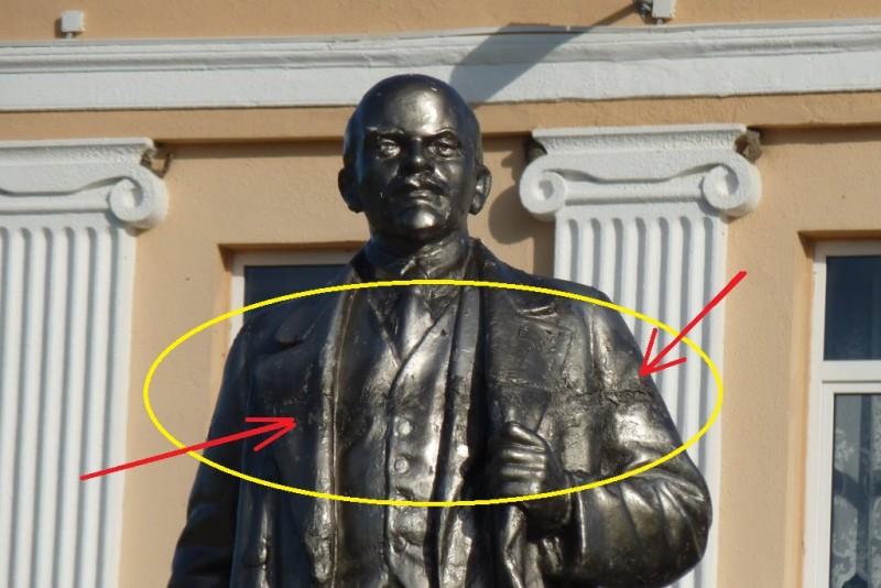 Ленін у Сапоцкіне-1