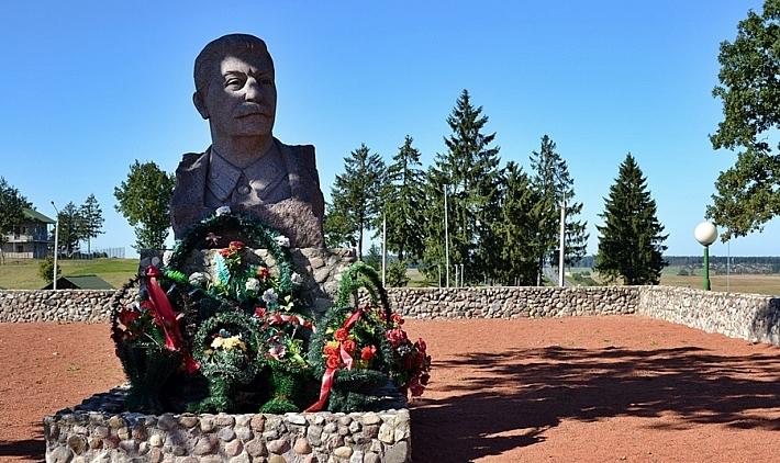 Сталін на лініі Сталіна (1)