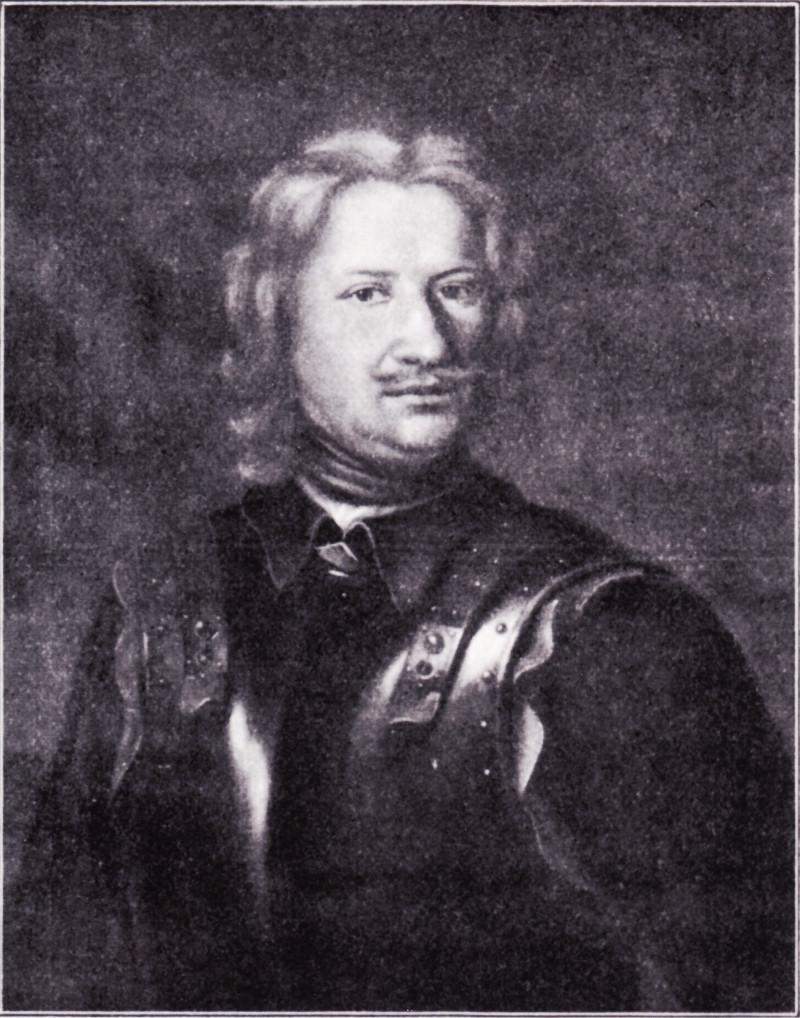 Карл Густаў Кройц – шведскі военачальнік часоў Вялікай Паўночнай вайны