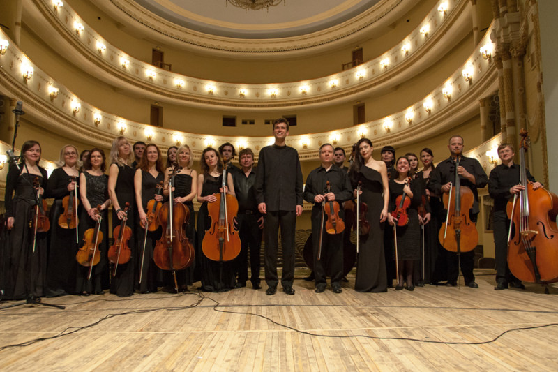 2_Концерт оркестра Метаморфоза и пианиста Станислава Соловьёва