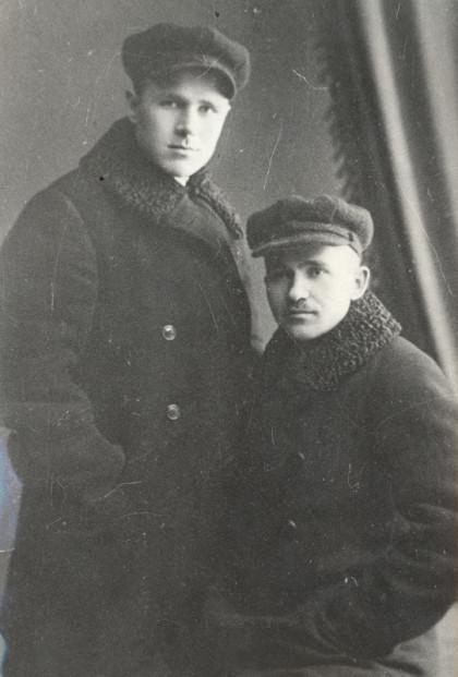 Гаўрыла і Максім Гарэцкія