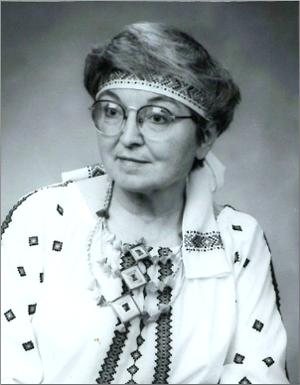 Тамары Стагановіч